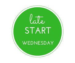 Late Start Tomorrow 10/13/21