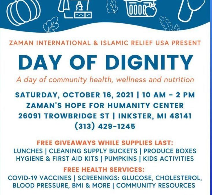 Free Giveaways and Health Services